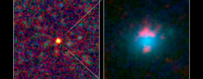 "<a href=""/results/highlights/herschel-digs-dirt-distant-galaxies-using-cosmic-zoom-lenses"">Highlights: Herschel digs up the dirt on distant galaxies using cosmic zoom lenses</a>"